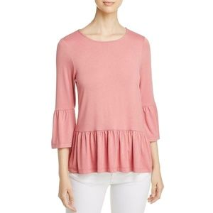 c8c45bb666b372 Alison Andrews Women's Bell Sleeves Top Blouse $78